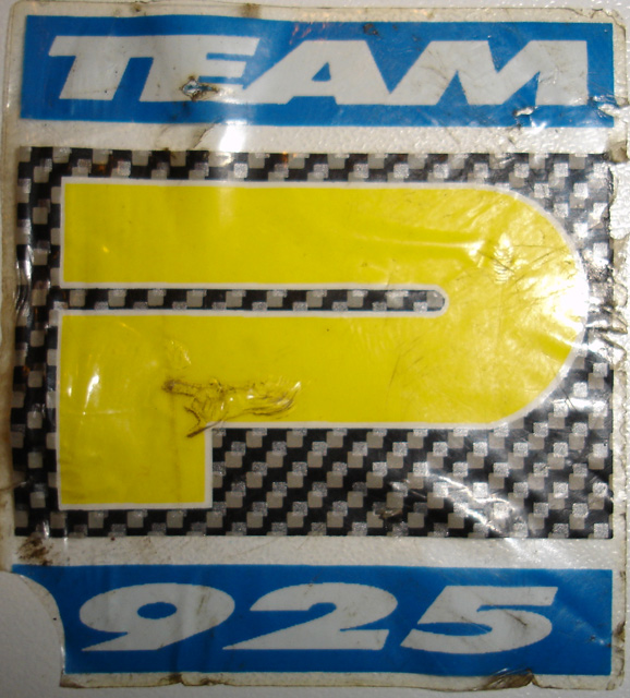 pakpre team 925 logo
